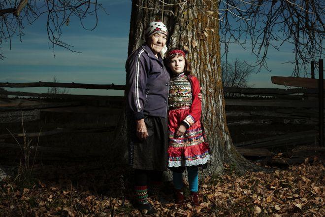 Федор Телков. Сокрытый народ. Урал-мари. 2013