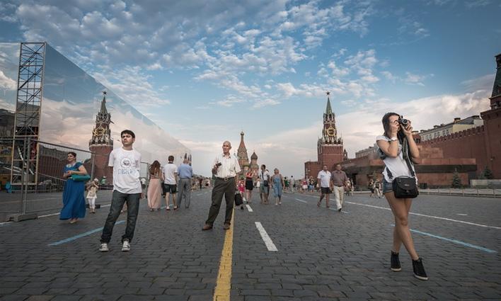 Из серии «Кремлевая долина». Номинация «События и повседневная жизнь»