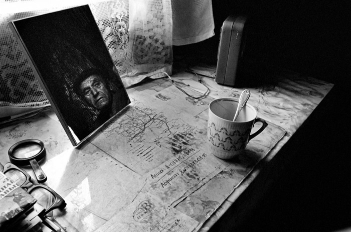 Из серии «Последний визит». Фото: Виктор Гилицкий
