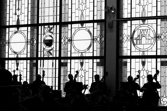 """Константин Цокур - """"Репетиция"""" (Репортаж из Муниципального концертного зала)"""