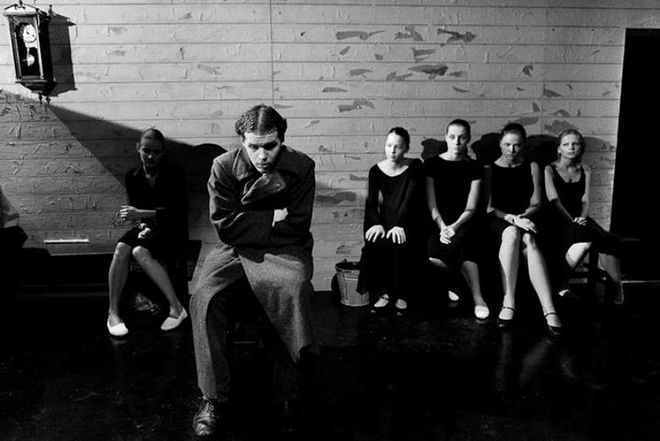 Дмитрий Мороз. «МЫКАРАМАЗОВЫ» 2012,  Школа-студия МХАТ им. Чехова