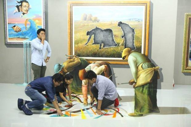 Музей Art in Island, Манила