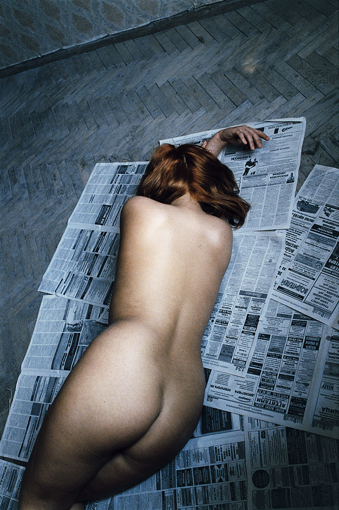 """© Françoise Huguier. """"Kommunalka"""""""