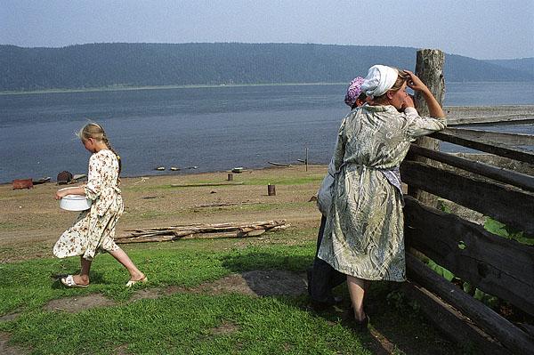 © Александр Гронский. Старообрядческая деревня Фомка