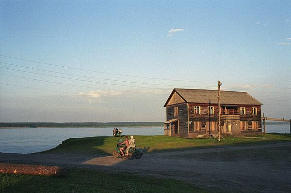 © Александр Гронский. Село Ворогово