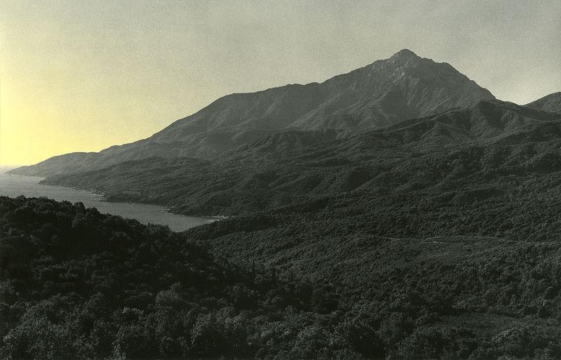 ©Александр Китаев. «Святая Гора.1997»