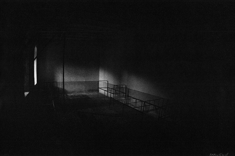 ©Александр Китаев. «Братская келья. 1996»