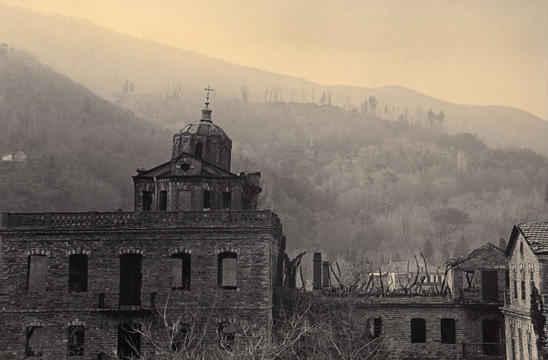 ©Александр Китаев. «Троицкая церковь. 1996»