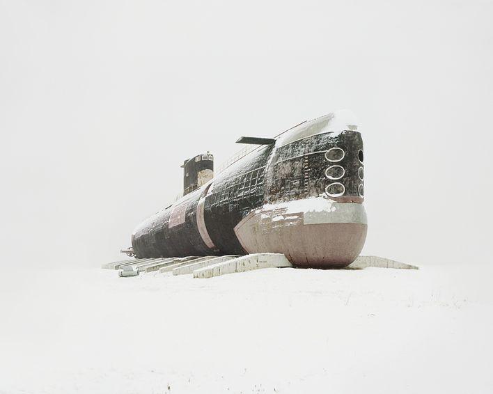 © Данила Ткаченко. Из серии «Закрытые территории»