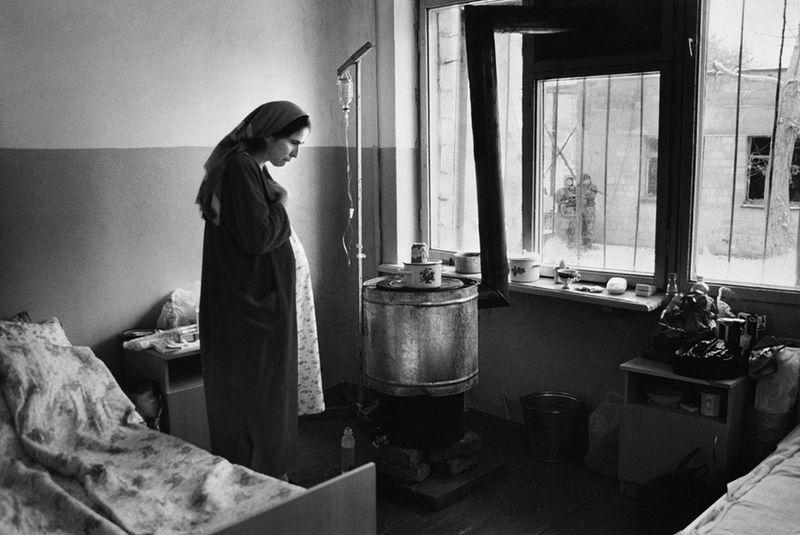 ©Владимир Вяткин. «Из цикла «Чеченский синдром», 1999–2000»