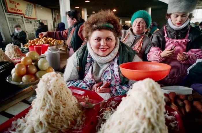 © Игорь Гаврилов. Фермерский рынок в Волгограде