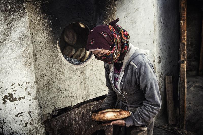 ©Катерина Савина. «Терпеть»