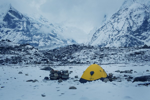 Taken on the Project Pressure expedition to Nepal in 2012