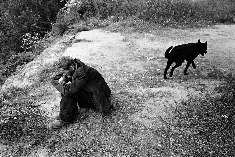 ©Эмиль Гатауллин. «Село Устье, Ярославская область. 2009»