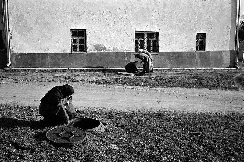 ©Эмиль Гатауллин. «Монастырь в Хотьково. Московская область. 2007»