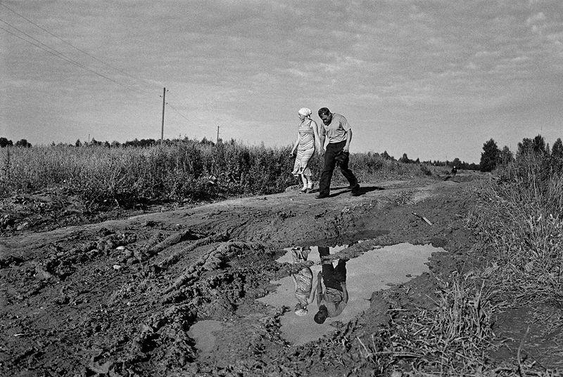 ©Эмиль Гатауллин. «Супружеская пара. Село Кондаково, Ярославская область. 2006»