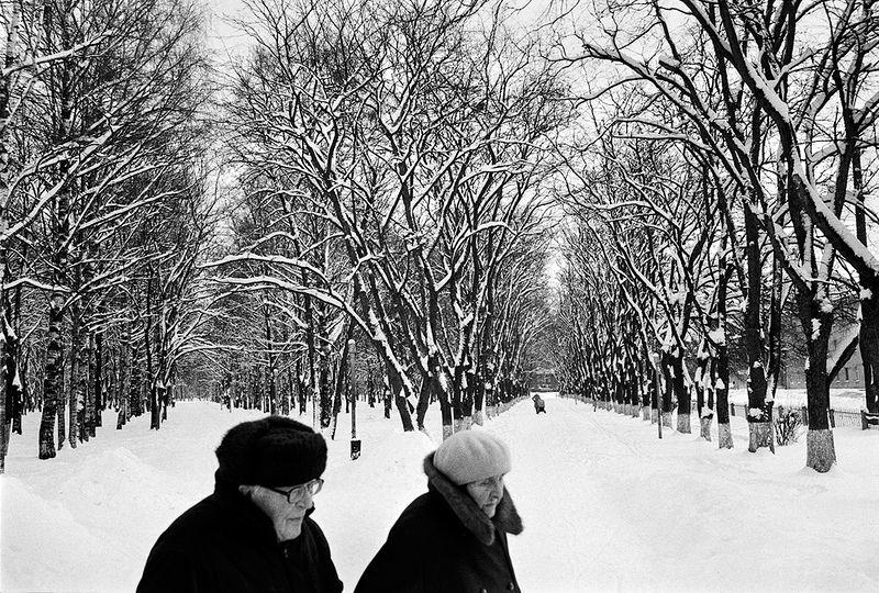 ©Эмиль Гатауллин. «Парк Ветеранов. Вологда. 2010»