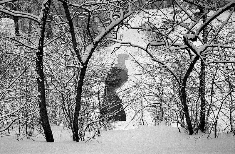 ©Эмиль Гатауллин. «Полынья. Вологда. 2013»