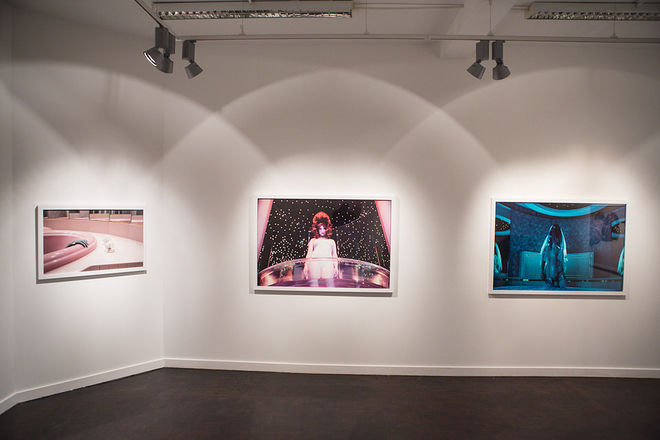 Juno Calypso, winner of IPA 2016, exhibited at TJ Boulting © the artist, courtesy BJP