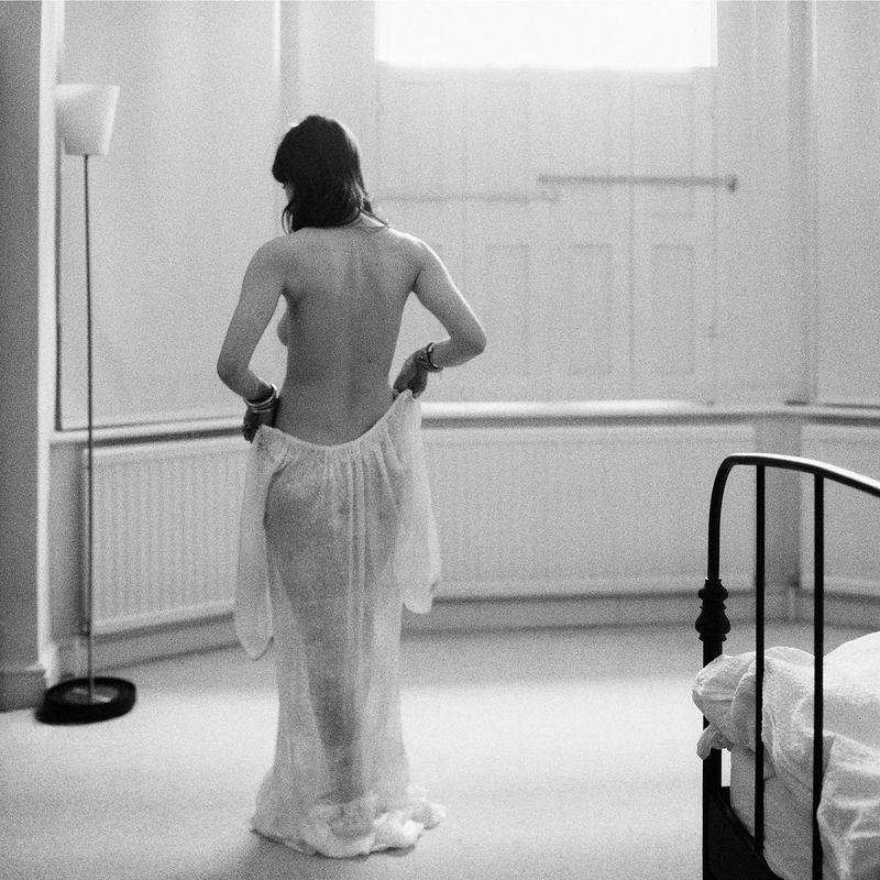 ©Валерий Кацуба. «Утро. Аликс. Лондон. 2013. 35 х 35 см. Негатив. Inkjet»