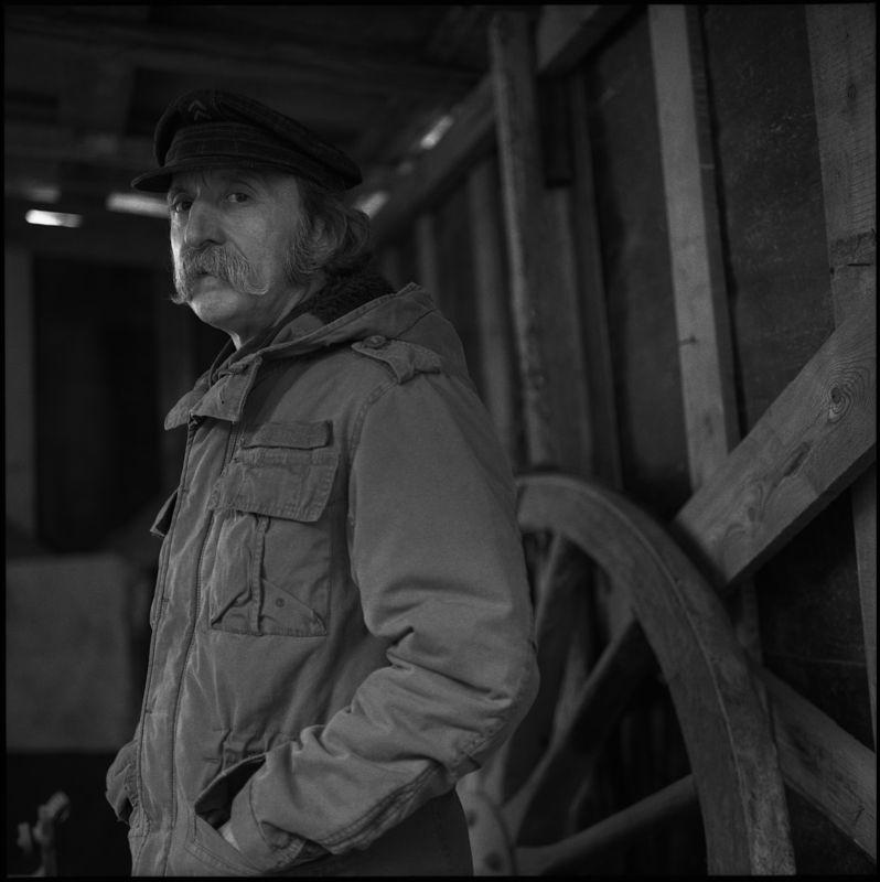 ©Юрий Зайцев. «Михаил Смаглюк. Краснодар. 2010»