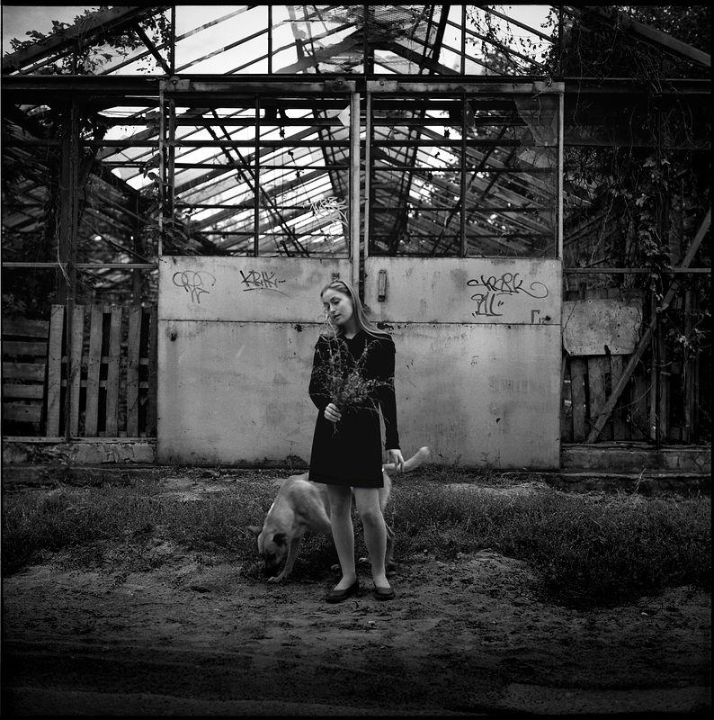 ©Юрий Зайцев. «Оля. Краснодар. 2010»