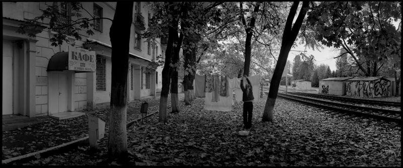 ©Юрий Зайцев. «Кафе. Краснодар. 2007»
