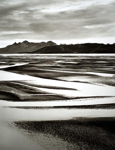 ©Юрий Опря. «Обмелевшая река»