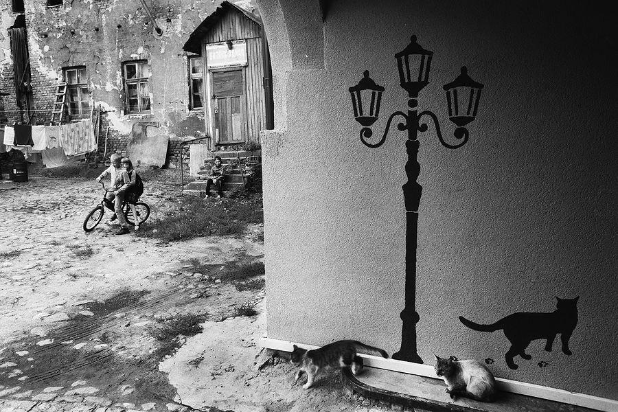 ©Борис Регистер. «Два мира. Гвардейск, Калининградская область. 2015»