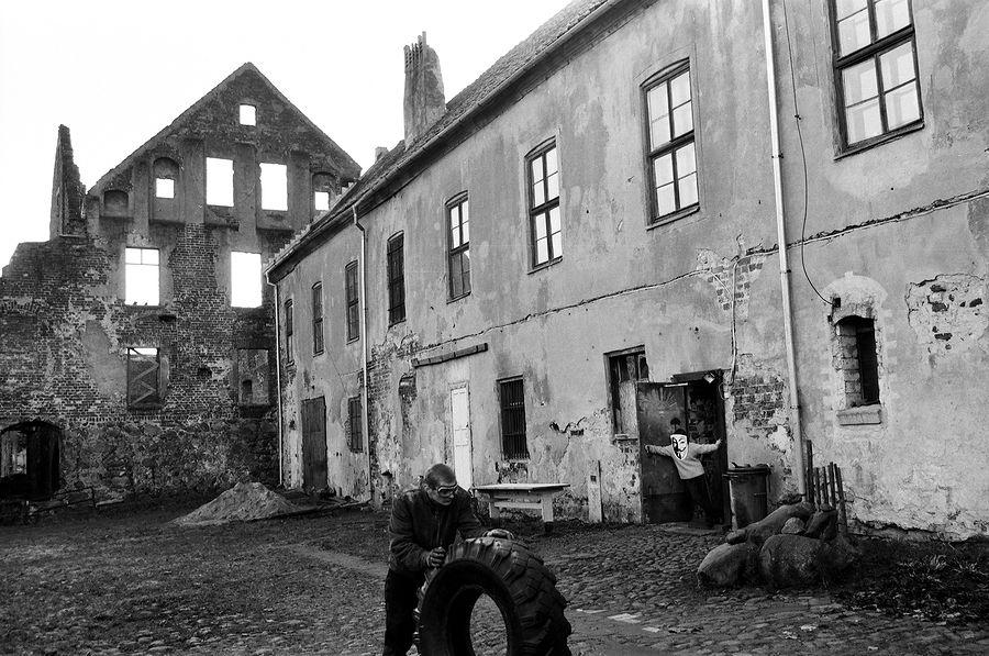 ©Борис Регистер. «Замок Инстербург. Черняховск, Калининградская область. 2013»