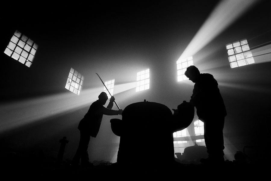 ©Борис Регистер. «Кочегарка. Гвардейск, Калининградская область. 2011»