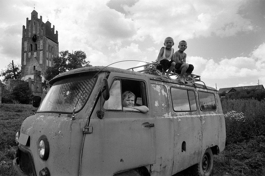 ©Борис Регистер. «Тишино, Калининградская область. 2000»
