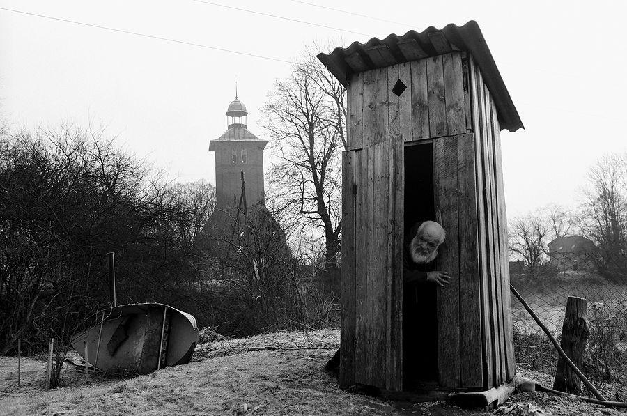 ©Борис Регистер. «Поселок Знаменск, Калининградская область. 2012»