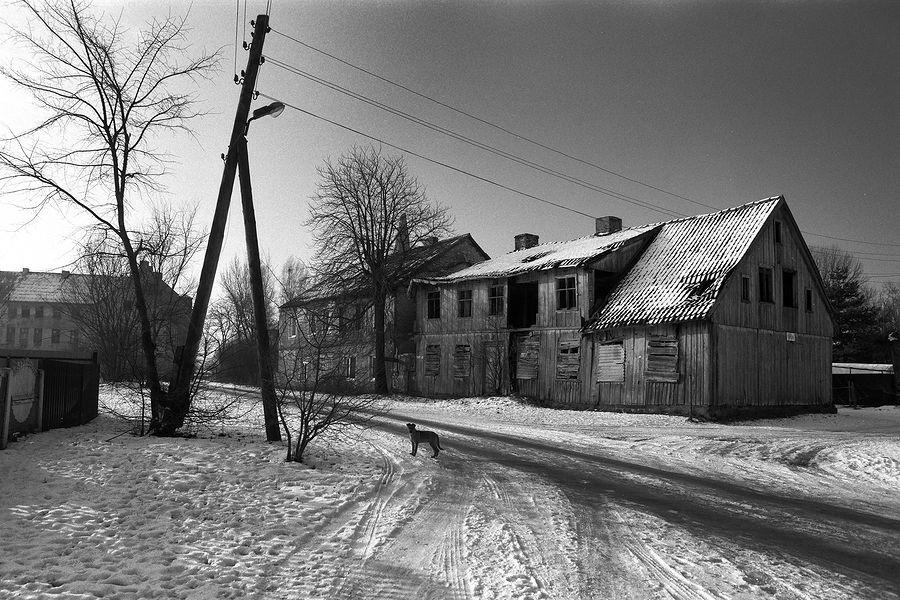 ©Борис Регистер. «Поселок Чехово, Калининградская область. 2014»