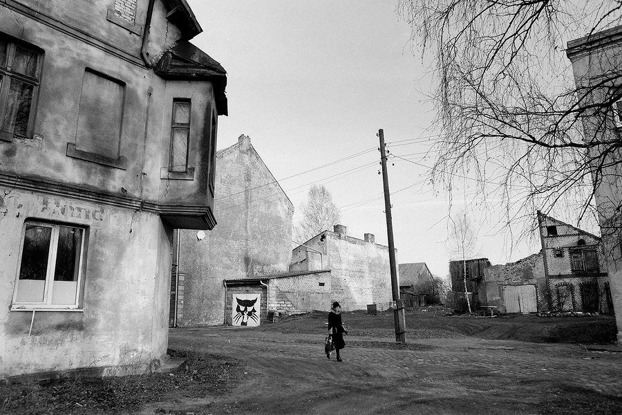 ©Борис Регистер. «Поселок Ясное, Калининградская область. 2013»