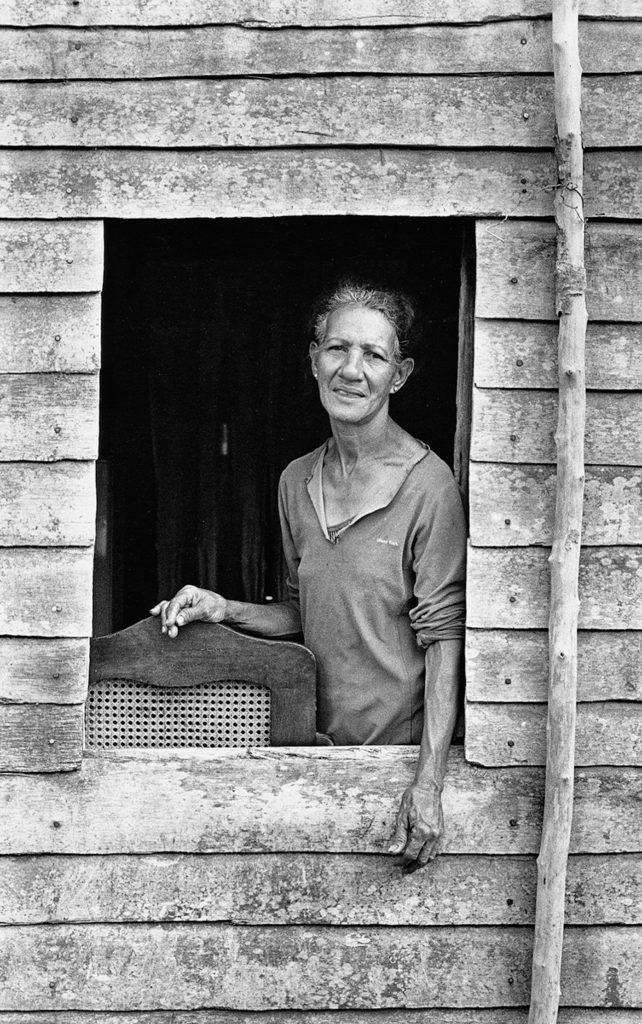 Финка Ильделиса, Пио Куа, Матансас, 2016. Photo © 2017 Elliott Erwitt/Magnum Photos. From the book Cuba by Elliott Erwitt, published by teNeues.