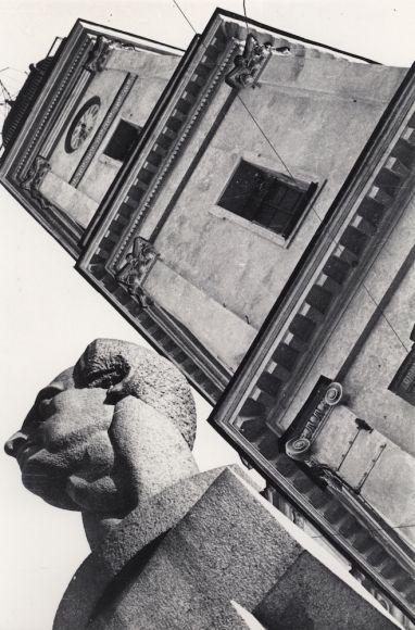 Борис Игнатович. Памятник Фердинанду Лассалю, 1930