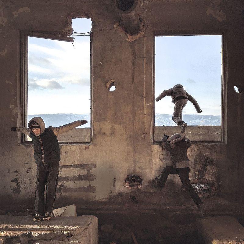 ©Дмитрий Марков. «Остров Ольхон, Иркутская область, 2016»