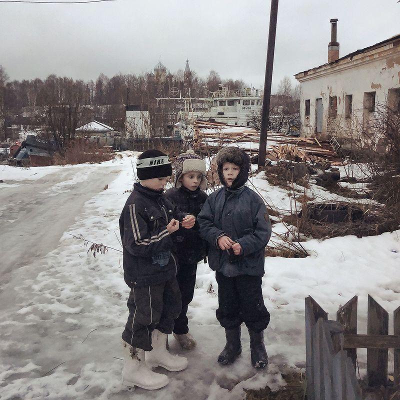©Дмитрий Марков. «Вытегра, Вологодская область, 2018»