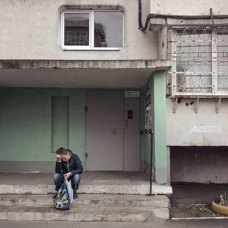 ©Дмитрий Марков. «Иркутск, 2017»