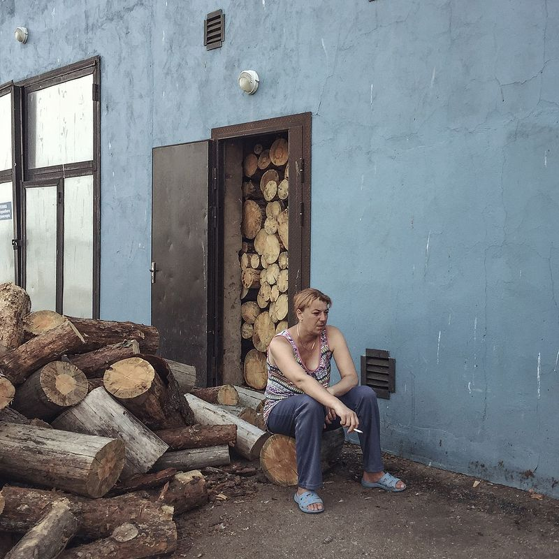 ©Дмитрий Марков. «Себеж, Псковская область, 2015»