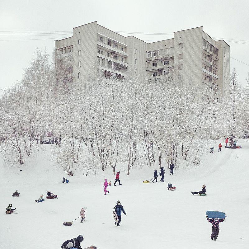 ©Дмитрий Марков. «Кострома, 2017»