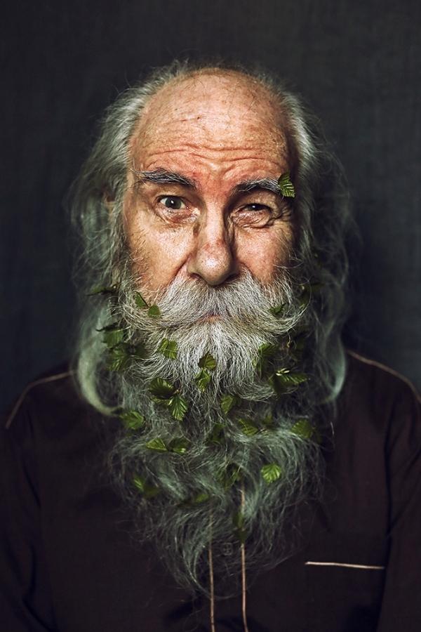 ДедушкаБорисЪ. Номинация: Художественная фотография. Автор: Дарья Дмитриева