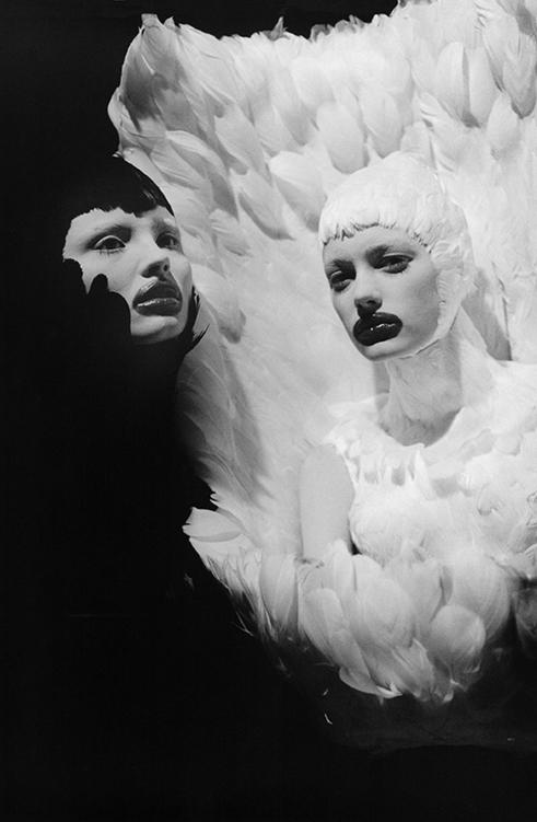 Ann Ray, «Непадшие ангелы-1», Париж, 2009