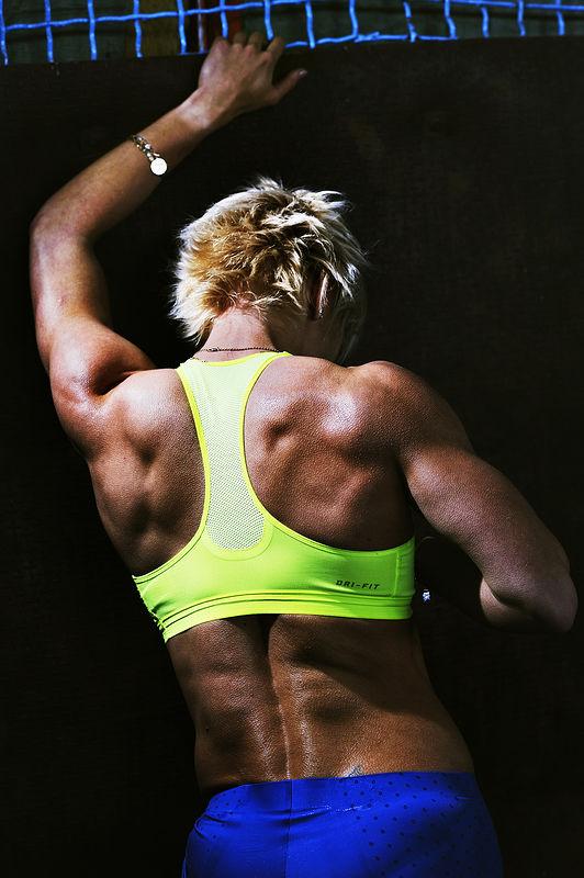 ©Эрик Ваззолер. «Мария Ремень. Украина. Лёгкая атлетика»