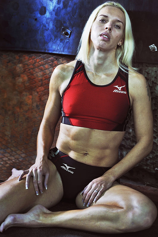 ©Эрик Ваззолер. «Наталья Пихида. Украина. Лёгкая атлетика»