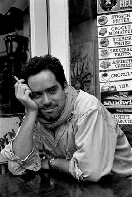 Томас Дворжак. Фотография Сары_Шац, Нью-Йорк, США 2003. Коллекция Magnum Photos