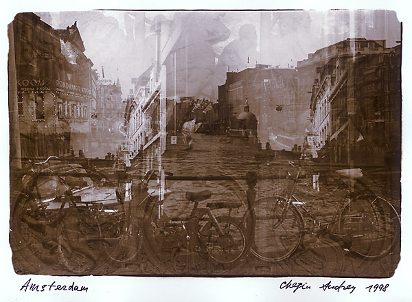 ©Aндрей Чежин. «Амстердам, 1998»