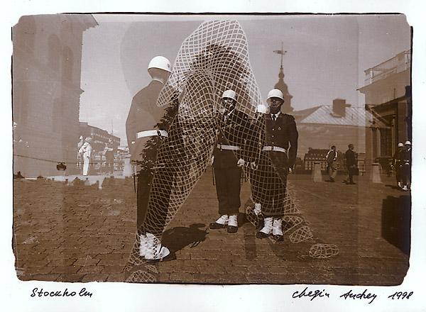 ©Aндрей Чежин. «Стокгольм, 1998»