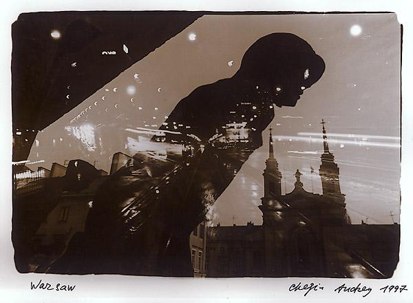 ©Aндрей Чежин. «Варшава, 1997»